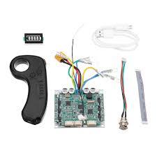upgraded 24v 36v dual drive controller esc substitute for electric skateboard longboard control cod