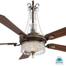 minka aire cristafano chandelier ceiling fan spectra swarovski crystal kit gc900
