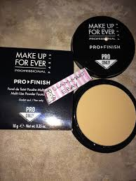 make up for ever pro finish multi use powder foundation fullsize makeup pan only ebay