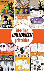 70+ (mostly) free Halloween printables - Gift of Curiosity