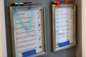 Wipe Off Chore Chart Write On Write Off Chore Charts For Kids Chore Chart Kids