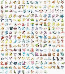 Johto Pokedex Sugimori Art Collage - Pokemon Foto (39592950) - Fanpop
