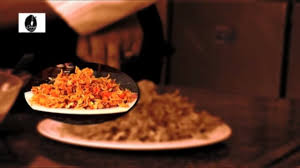 chinese bhel crispy noodle salad recipe indian fast food recipe