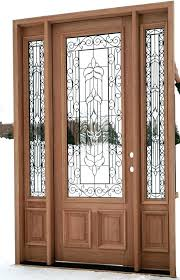 front door oval glass inserts front door glass replacement inserts stained