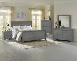 Orleans Bedroom Furniture Orleans Zinc By Virginia House