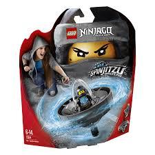 Lego Ninjago Cao Thủ Lốc Xoáy Nya