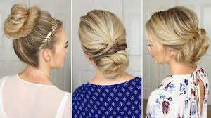 Hairstyle Yourself 3 stunning updos that you can do on yourself hair tutorial 7228 by stevesalt.us