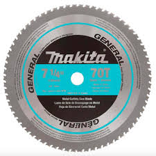 details about makita 7 1 inch 70 teeth circular saw blade metal cutting power tool accessory
