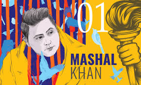 Mashal Khan Lighting A Flame In Our Hearts By Losing His Life Herald