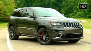 2016 Jeep Grand Cherokee SRT SUV Exterior Design & Test Drive HD ...