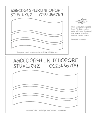 A2 Card Template Word Envelope Printing Template Word Inspirational A2 Size