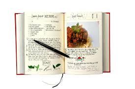Cookbook Format Template Writing A Cookbook Template