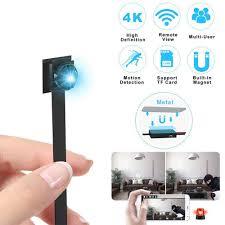 Camera wifi mini - Quay ngày giám sát từ xa qua điện thoại