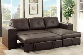 Brown Leather Sectional Sleeper Sofa Steal A Sofa Furniture Outlet