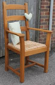 A traditional second hand Carver chair will be built in a distinct fashion  with turned supports that make up the back. The chair is likely to be made  from ...