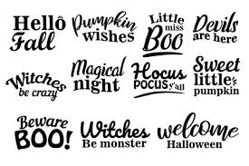The scary font generator is a great way to create spooky text which would be more fun to use especially on occasions such as halloween or for themed parties as well. Halloween Quotes Scary Graphic By Studioluckee Creative Fabrica