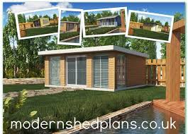Small Picture Build your own modern shed