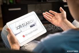 cant find work unemployment and job search problem unhappy and frustrated man can