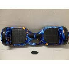 Xe điện cân bằng 6.5 inch Bluetooth ⚡FREESHIP⚡ LED và âm thanh khi di  chuyển có Bluetooth kết nối điện thoại phát nhạc