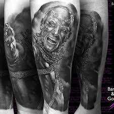 Tetování Křížek