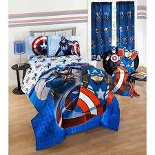 Marvel Captain America Winter Soldier Twin/Full Comforter