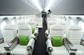 Style, sophistication and comfort are three crucial elements that define aircraft  interior design.