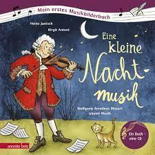 Eine kleine Nachtmusik – Wolfgang Amadeus Mozart träumt Musik