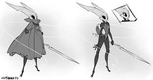 Hollow Knight Character Design Hornet Hollow Knight Fanart By Zummeng Hollow Art