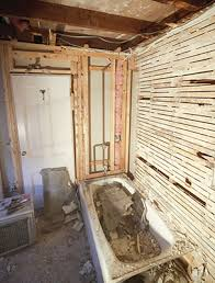 problems of a bathroom remodel
