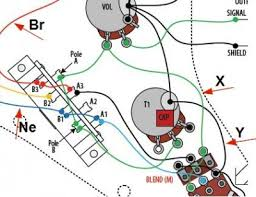 wiring problem bourns blender on a sss strat any ideas bourns pdb182 blend balance guitar pot jpg