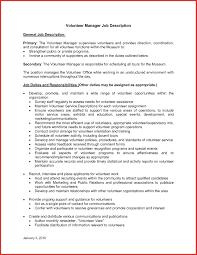 Volunteer Work For Resumes Volunteer Work Resumevolunteer Resume Application Inspirational