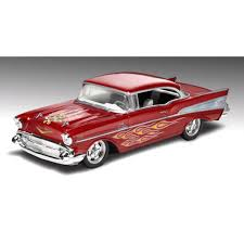Revell 1:25 Scale 1957 Chevy Bel Air Model - Free Shipping On ...