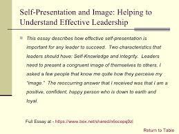leadership portfolio  8