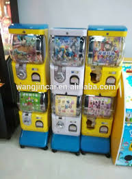 Toys For Vending Machines Stunning Latest New Gashapon Vending Machine Kids Capsule Gashapon Toys