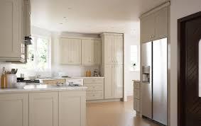 Preassembled Kitchen Cabinets Society Shaker Khaki Semi Custom Pre Assembled Kitchen