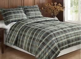 green plaid comforter. Contemporary Plaid Green Plaid Comforter Set Flannel WhereIBuyIt Com 3 Your Zone Mad To O