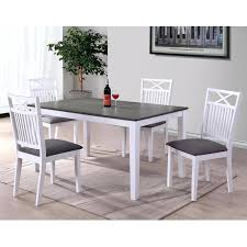 Dark Wood Dining Tables Au Table And Chairs Uk With White Island Two
