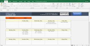 Clander Maker Automatic Schedule Planner