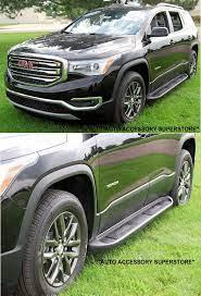 2017 Up Gmc Acadia Running Boards They Sure Do Look Sharp Gmc Trucks Gmc Gmc Suv