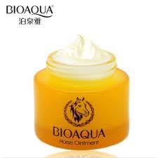 Крем для лица Bioaqua Brand Horse Oil Face Whitening Cream ...