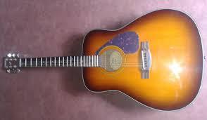 yamaha f335. gitar yamaha f335 tbs original n