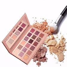 <b>Eye Shadow Makeup</b> Pallet-<b>18 Colors</b> pallet nude beauty- New ...