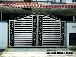 front door gate. Iron Gate For Front Door Cool Design Designs