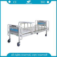 functions furniture. AG-BYS110 Two Functions Medical Used Furniture Patient Recovery Sleep Ce Manual Hospital Bed