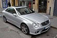 Great savings & free delivery / collection on many items. Mercedes Benz Clk Class