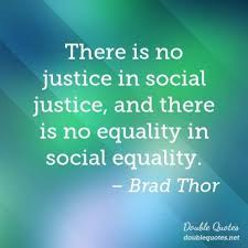 Social Justice Quotes Gorgeous There Is No Justice In Social Justice And There Is No Equality In