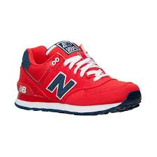 new balance shoes red. women\u0027s new balance 574 casual shoes (£55) ❤ liked on polyvore featuring red