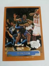 wesley person 68 cleveland cavaliers 1999-00 to - Buy Stickers of other  Sports at todocoleccion - 160707181