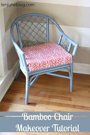 duct tape furniture. Bamboo Chair Makeover Tutorial {How I Decorate With Duct Tape} Tape Furniture