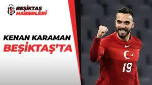 Kenan Karaman Beşiktaş'a 3 Yıllık İmzayı Attı - YouTube